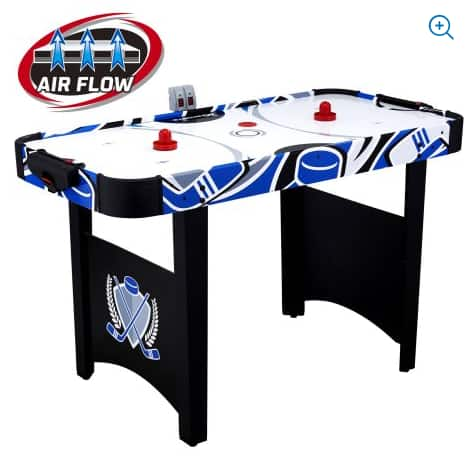 "MD Sports 48"" Air Powered Hockey Table $25 +tax  Free Store Pickup Walmart Clearance"