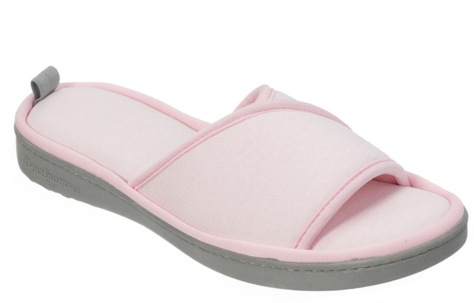 41eb00ed719 Dearfoam  Memory Foam (Womens) Pink Slippers  12.99 + Free Shipping ...