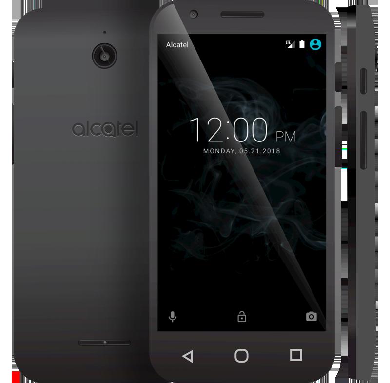 Unreal Mobile: Alcatel Dawn LTE +Unlimited Talk, Text, and Data + 2GB LTE - $40