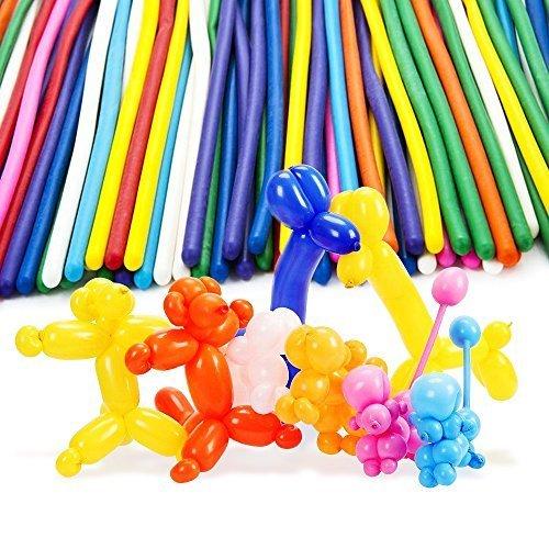 Geekper 84 Pk Twisty Balloon - $4.99 + FS