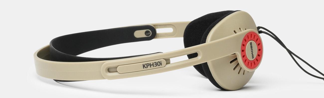 Koss KPH30i Headphones - $19.99 + ($2.00 S/H) $20