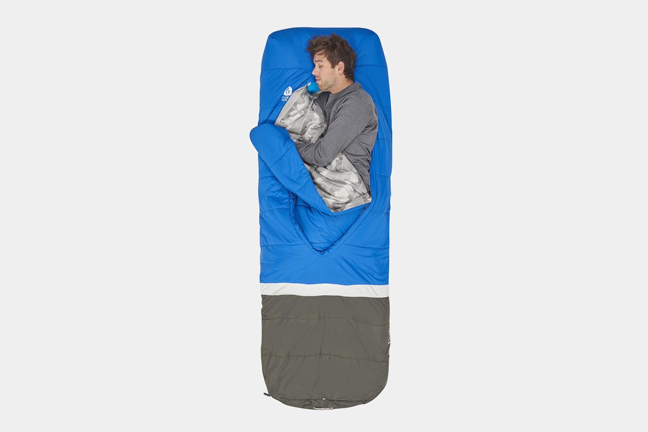 Sierra Designs Frontcountry Bed Sleeping Bag - $89