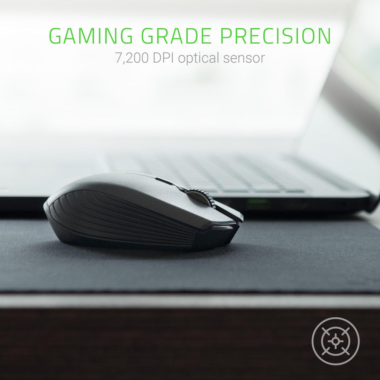 Razer Atheris: 350-Hour Battery Life - Ergonomic Gaming Mouse