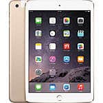 Unlocked AT&T certified like new iPad mini 3 16gb - $47.99 ($79.99 for 64gb version) + 2 year contract (or $150 ETF)