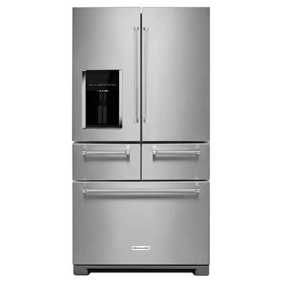KitchenAid KRMF706ESS 25.8 Cu. Ft. Stainless Steel Fridge $2684.33 + Free Shipping