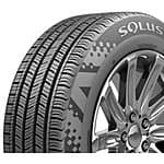 Set of 4 Kumho Solus TA11 Tires  from $120 (after $80 Rebate) + S&H