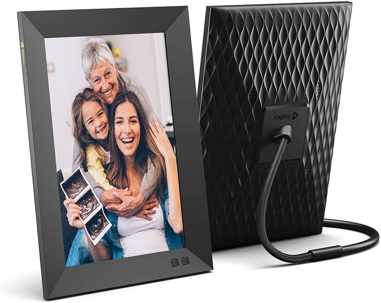 Nixplay Smart Digital Photo Frame 10.1 Inch - $104.99 & FREE Shipping