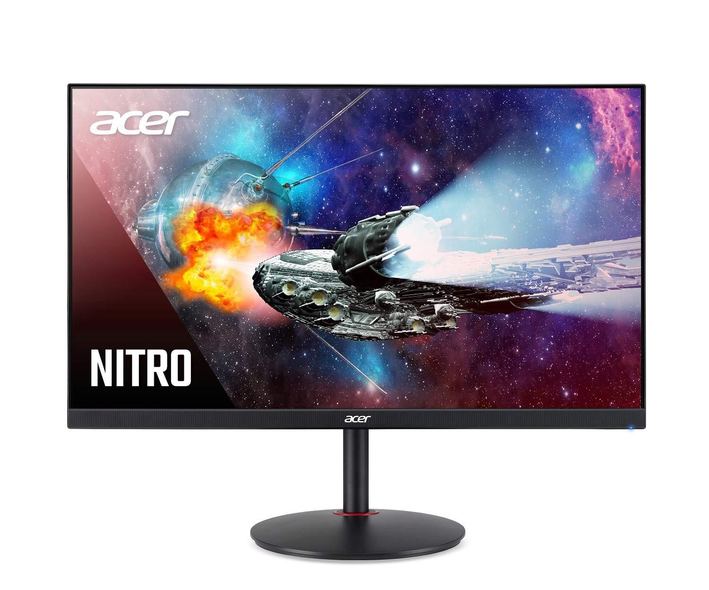 """Acer Nitro XV272U 27"""" WQHD (2560 x 1440) IPS Monitor [FreeSync, 144Hz, DisplayHDR400] - $299"""