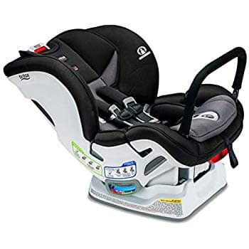 Britax Advocate Clicktight with Anti-Roll Bar Convertible Car Seat $282 + FS