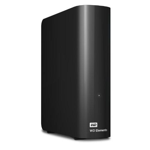 WD 4TB Elements Desktop Hard Drive - USB 3.0 - WDBWLG0040HBK-NESN [Single, Desktop] $77.84
