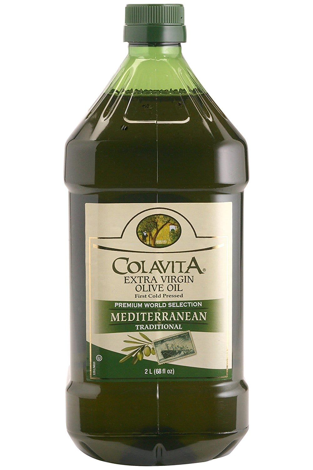 Colavita Mediterranean Extra Virgin Olive Oil [68 Ounce] - As low as $12.30