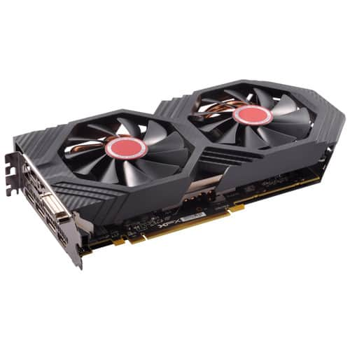 XFX Force Radeon RX 580 GTS XXX Edition Graphics Card $160