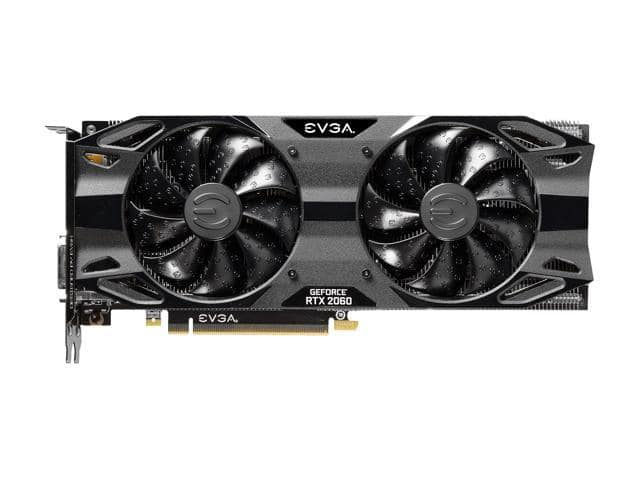 EVGA graphic cards from Newegg (RTX and GTX models) RTX 2060 $310 AR w/FREE GAME 1660 SUPER $210 AR w/FREE GAME and others YMMV