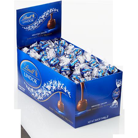 Lindt LINDOR Truffles 120-pc Box for $20 each at lindtusa.com