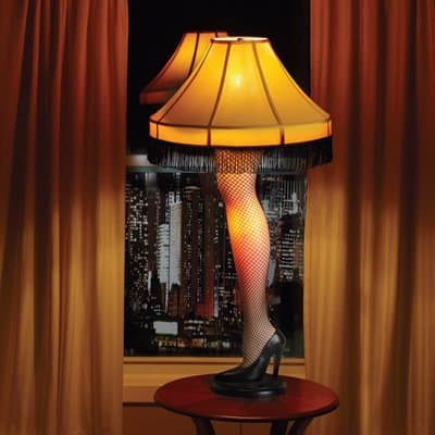 Christmas Story Leg Lamp at $99.99 Shipped, 40 Inch, Lowest Price I've Seen!