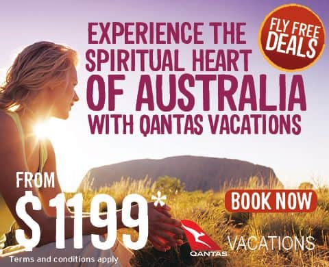 [YMMV] Limited Number of Free One-Way Flights to Northern Territory from Melbourne, Brisbane, Sydney on a trip to Australia via International Qantas Airways [Conditions Apply]