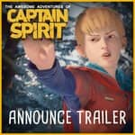[PS4/PC] The Awesome Adventures of Captain Spirit Free on June 26, 2018 @ PSN, Steam