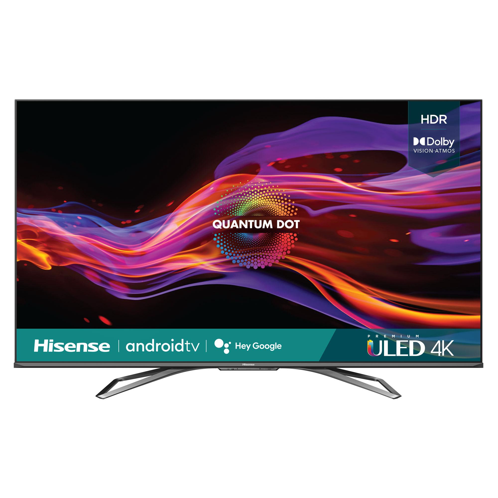 "Hisense 65"" U8G Series Quantum ULED 4K Android TV $1148"