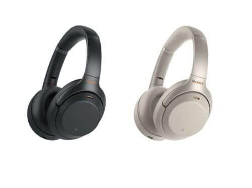 Sony WH-1000XM3 Wireless Noise Canceling Over-Ear Headphones Black or Silver Refurbished $200 FS