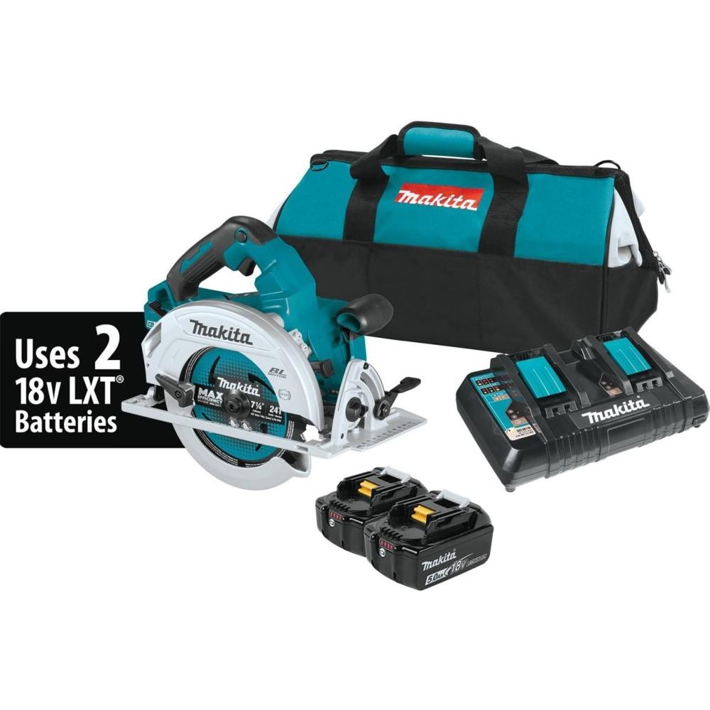 Makita Circular Saws $100 off AND 2x free batteries - $249 at Toolnut