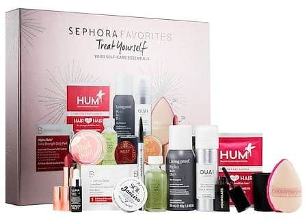 Treat Yourself: Your Self Care Essentials Set $38.00 +fs