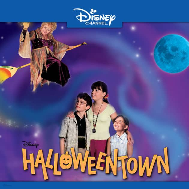 Halloween themed DCOMs on sale at Amazon, iTunes (Halloweentown, Twitches, etc) - $2.99
