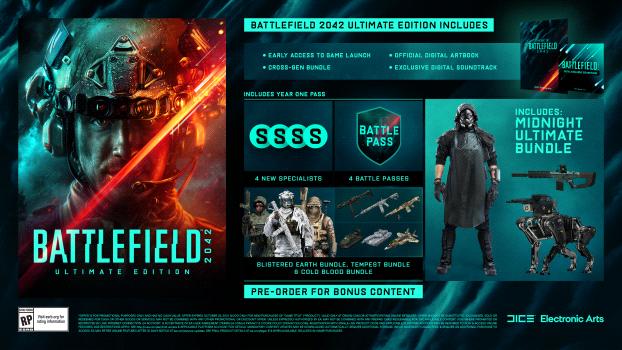 Battlefield 2042 pre-order  - $50.99