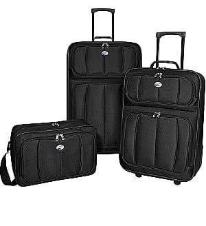 SEARS - American Tourister 3 Piece Luggage Set - $59.49 (Reg $159.99) - 7 Piece Set $127.49 (Reg $299.99) plus Free Shipping