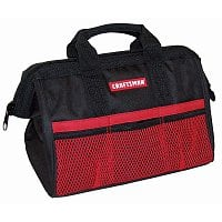 Sears Deal: SEARS - Craftsman 13 in. Tool Bag - $4.99 (Reg $9.99) + Free Store Pickup