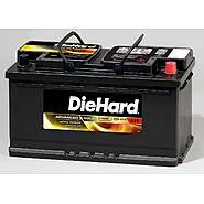 Sears Deal: SEARS - 20% OFF all DieHard Automotive Batteries + Additional $5 off + Free in-store pickup