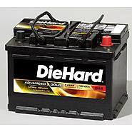 Sears Deal: SEARS - 25% OFF all DieHard Automotive, Marine, Lawn & Garden, and Powersport Batteries + Additional $5 off + Free in-store pickup