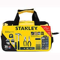 Sears Deal: SEARS: Stanley 38-PC Homeowners Tools Set in Bag - $11.96 + Free Store Pickup