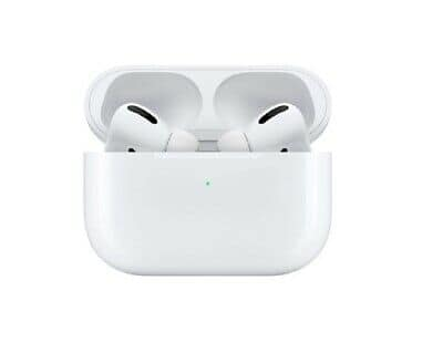"""Apple AirPods Pro with Wireless Case White MWP22AM/A  $195.49,after 15% from VIPOUTLET and 15% coupon """"PICK15OFF"""""""