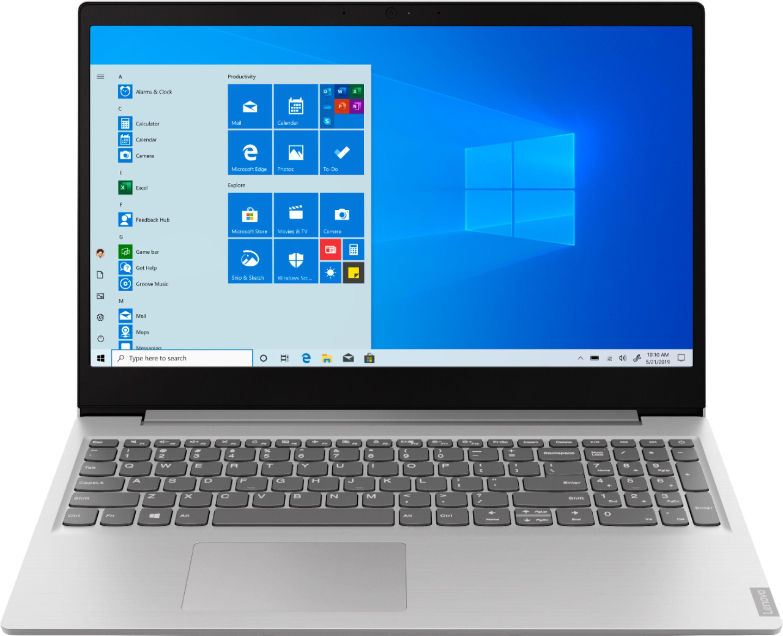 "Lenovo - IdeaPad 15.6"" Laptop - AMD Ryzen 3 - 8GB Memory - 256GB SSD $379.99"
