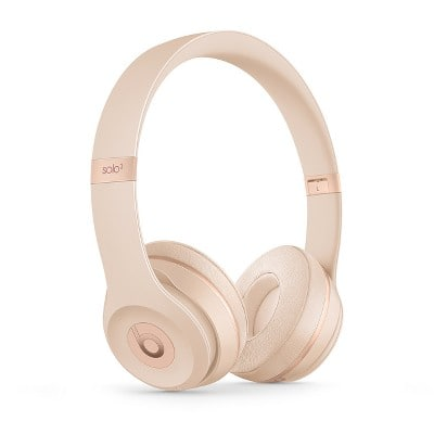Beats Solo3 Wireless On-Ear Headphones (Matte Gold and Matte Silver Only) $199.99 FS