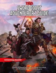 Dungeons & Dragons: Sword Coast Adventurer's Guide (Hardcover) $23.57