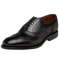 Amazon Deal: Allen Edmonds McCallister Wingtip $258.96 on Amazon $207.17 with 20% coupon