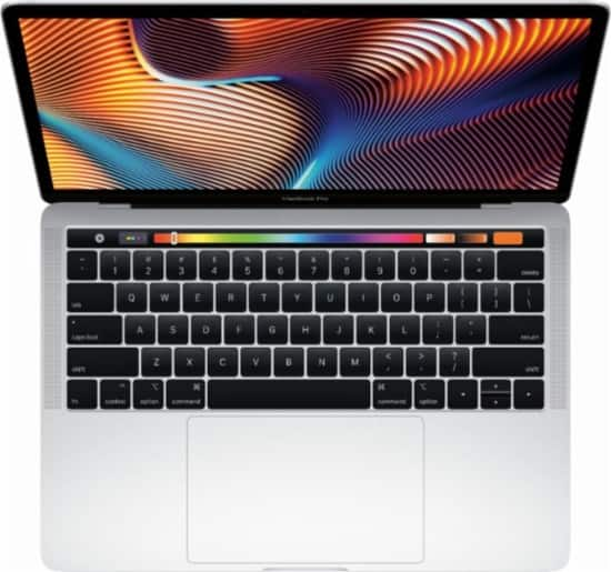 "Apple MacBook Pro 13"" Laptop (Mid 2018): i5, 8GB RAM, 256GB SSD w/ Touch Bar $1499 after Student Discount + F/S"