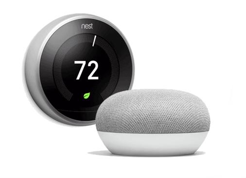 Georgia Power Marketplace - Nest 3rd gen Thermostat + Google Mini $133