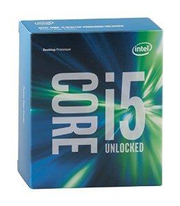 Intel Boxed Core I5-6600K 3.50 GHz Processor - $209.99 + FS @ Amazon