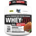 FitRx.com 10 LBS OF BPI Whey HD PROTEIN FOR $71.90 Free Shipping