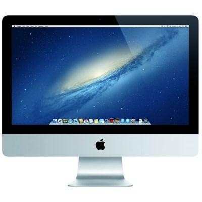 Apple iMac ME086LL/A 21.5-Inch Intel Core i5 Desktop (refurb) - $599.99