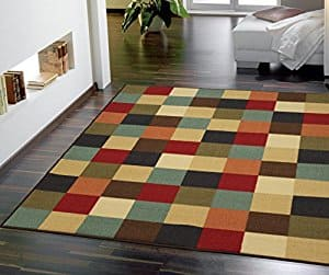 Ottomanson Ottohome Collection Non-Slip Rubber Back Modern Area Rug, $35 (Reg. $60) $35.33