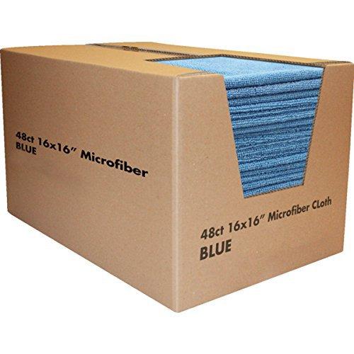 Zwipes Professional Premium Microfiber Cleaning Cloth Towel 48 Pack, $46.25 or $0.96/towel (Reg. $100)