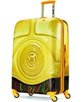 """American Tourister Star Wars 28"""" Luggage 80.49 with Prime"""