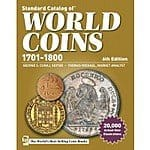Standard Catalog of World Coins 5 Book Set(PAPERBACK) - $100 + Free shipping