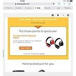 YMMV Nakamichi Bluetooth Headphones $4.97
