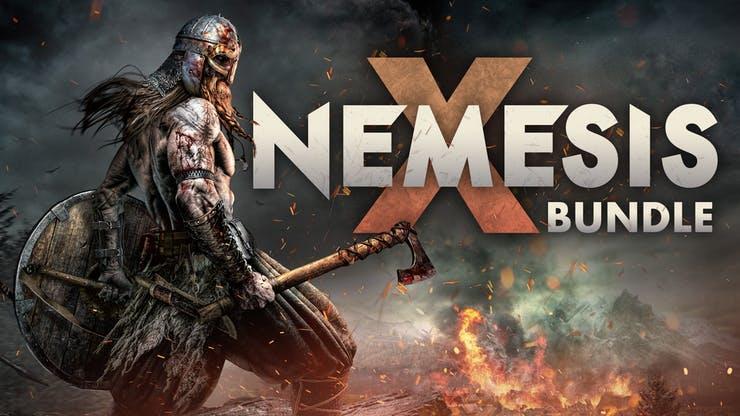 Nemesis X Bundle - 6 Games, $129.94 Value (PC Digital Download) $3.99