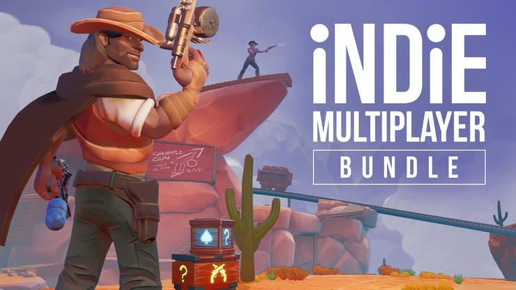 Indie Multiplayer Bundle - 7 Steam Games - $2.59 (PC Download)