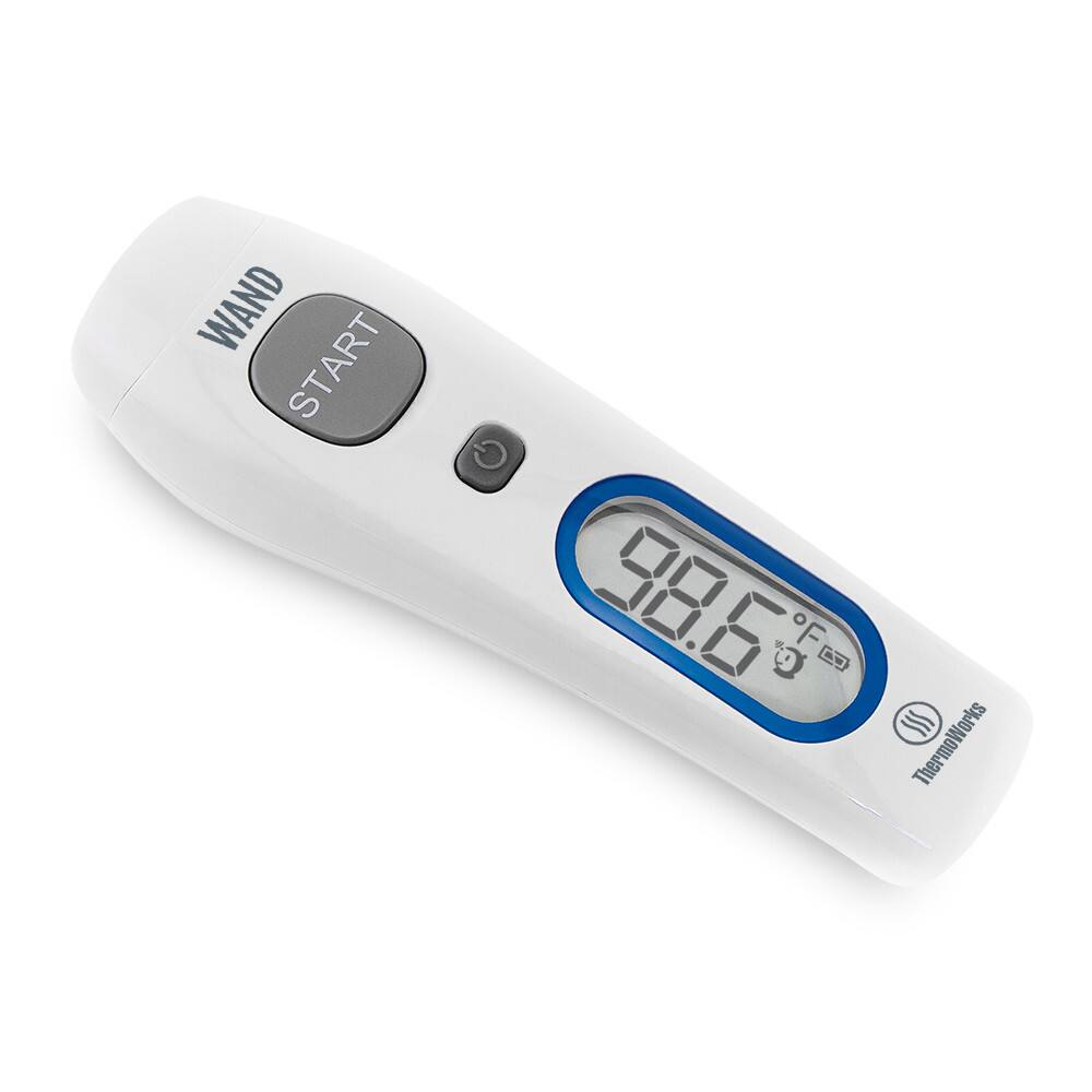 Thermoworks WAND Forehead Thermometers - $24.65 or $33.15 w Bluetooth AC + $4.95 Shipping